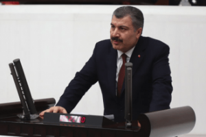 Sağlık Bakanı Fahrettin Koca sağlık bakanlığı personel alımı kadro dağılımını açıkladı!