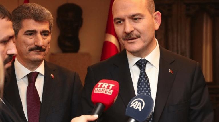 Bakan Soylu: 53 bin 99 Suriyeli oy kullanacak