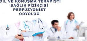Sözleşmeli sağlık personeli alımında, unvan bazında alım sayıları