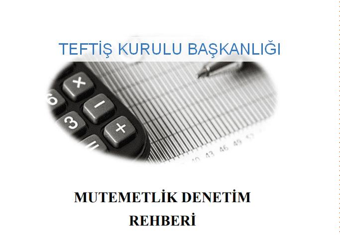 Mutemetlik Denetim Rehberi