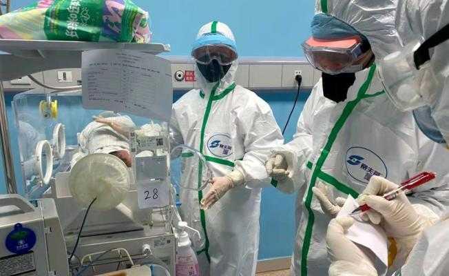 Koronavirüsten dolayı bir bebek hayatını kaybetti