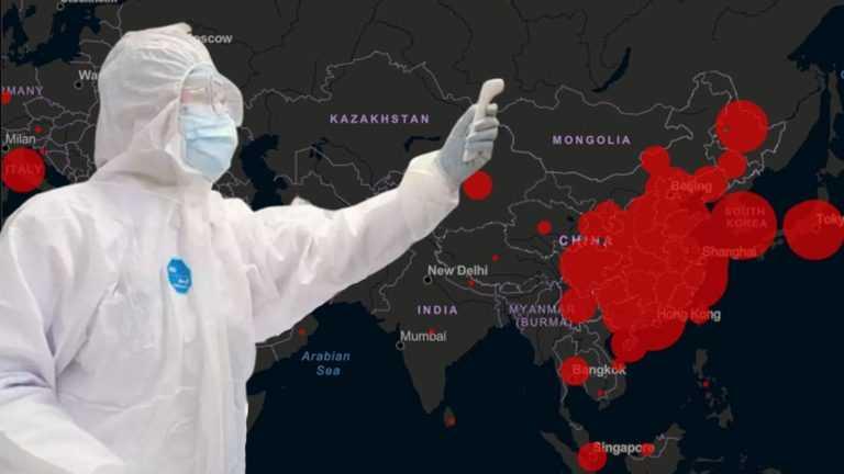 Korona virüsü salgınında son rakamlar açıklandı! Ölü sayısı 18 bin 900'ü geçti